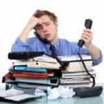 忙しすぎる仕事がストレスで鬱になる辛い…イライラを解消するには?