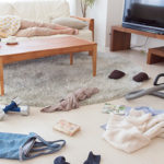部屋を片付けられない妻…片付けられないのは病気が原因なの?