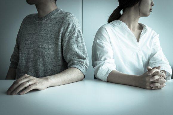 別居した夫婦離婚する確率