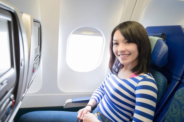 飛行機が怖い